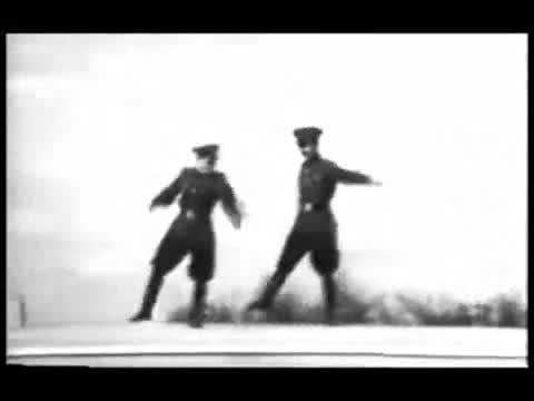 Soviet soldiers. .