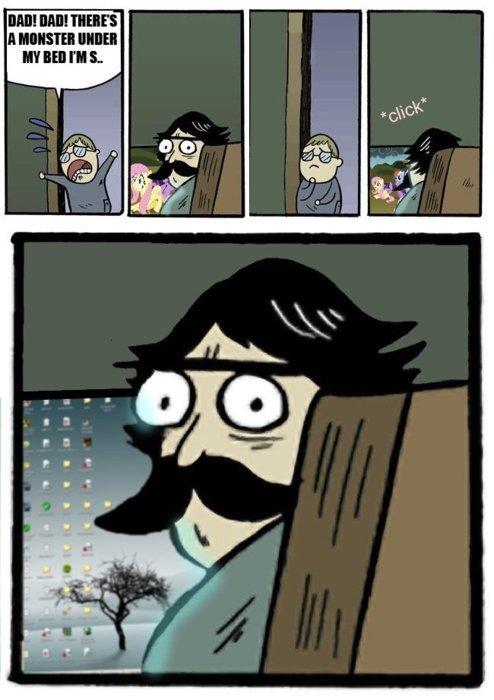 Dad.... . Dad