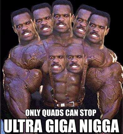 Dafuq?. Ultra Giga . tmy taille Mit STEP man NIGER. AHH roll ultra giga nigga