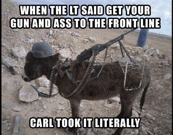"""dammit, Carl!. . iii' miimii tji'"""" dammit Carl! iii' miimii tji'"""""""