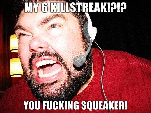 Damn squeakers. .. damn squeakers!!!! Damn squeakers damn squeakers!!!!