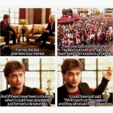 Daniel Radcliffe. . Daniel Radcliffe