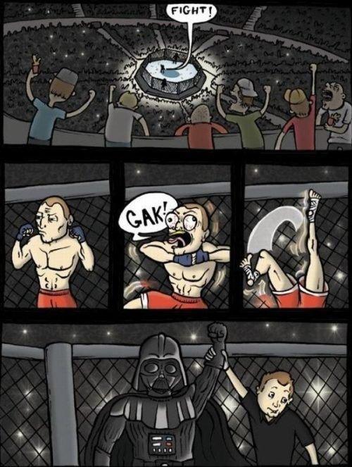 Darth Vader. .. this sucks Darth Vader this sucks