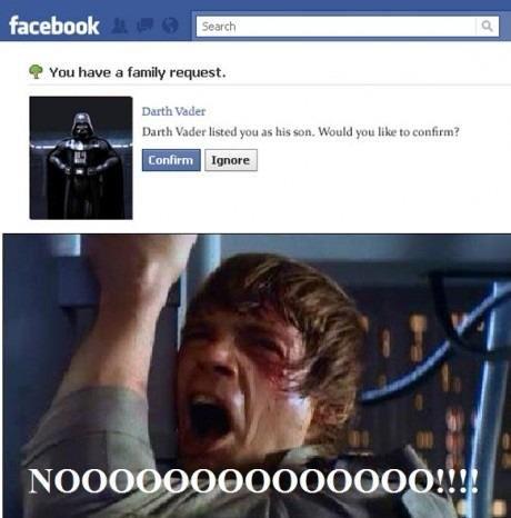 Darth Vader. . I/ i 'Wu have an famiy; alzi' zlio. Incest is Wincest... Darth Vader I/ i 'Wu have an famiy; alzi' zlio Incest is Wincest