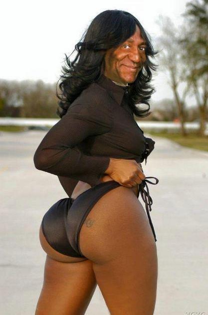 Dat ass!.. Dayum!.. I'm confused Nigga black ass