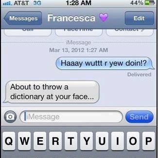 Dat Spelling. No description available. Mar 13, 3012 1: 2? AM dictionary dumb bitch