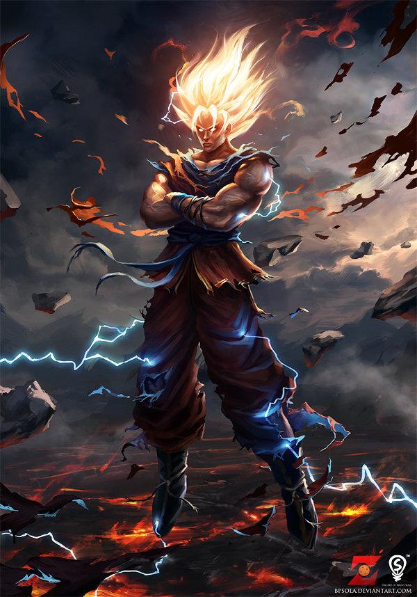 DBZ: Goku. . DBZ: Goku