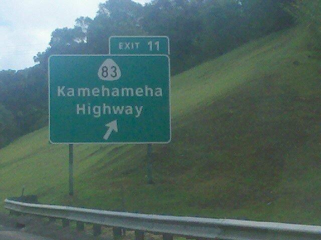 DBZ FTW. .. Kamehameha was a Hawaiian king. dbz Goku picture lorbster sign road sign
