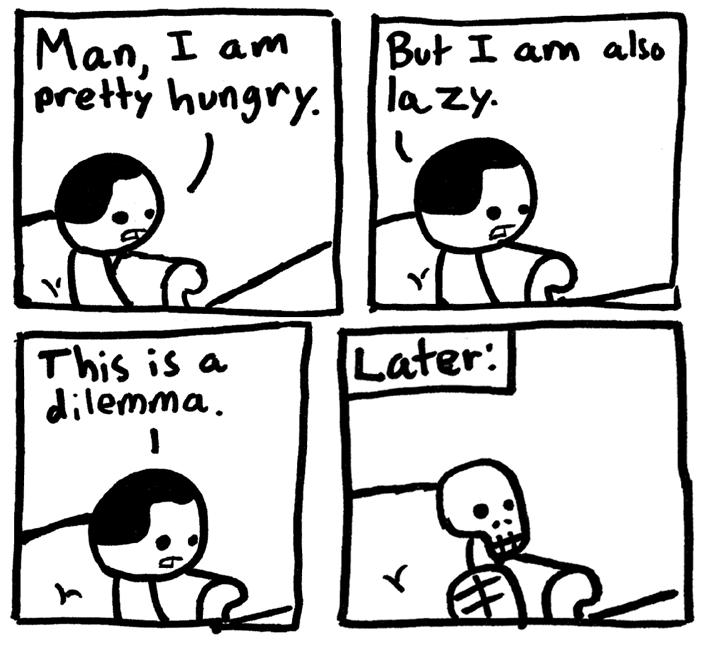 deli lama. Source: More Content: pastebin.com/QvRTvc1H. hungry vs lazy bones isded dead aweful things comic