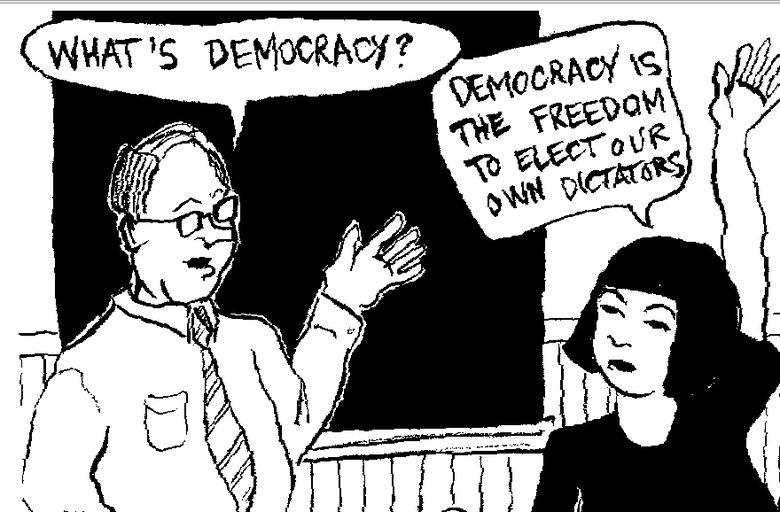 Democracu. . Democracu