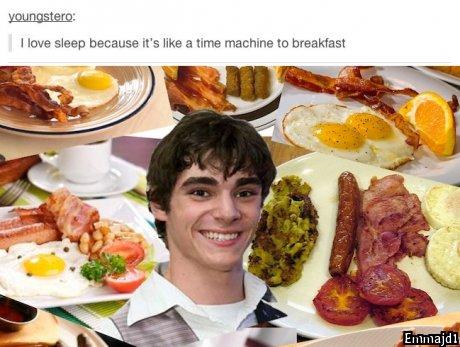 Did someone say breakfast?. . 1 Iowa sleep because W. like an tinha mac. -hane to breakfast Did someone say breakfast? 1 Iowa sleep because W like an tinha mac -hane to breakfast