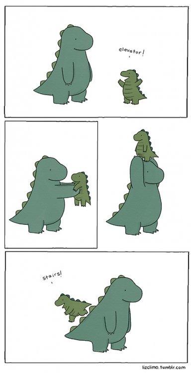 Dino fun. .