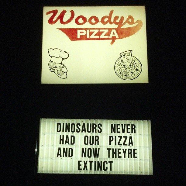 Dinosaur 2. Source: imgur. HAD on PIZZA % AND THREE Dinosaur 2 Source: imgur HAD on PIZZA % AND THREE