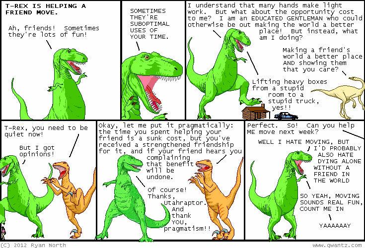 Dinosaurus. yea. dinosaur