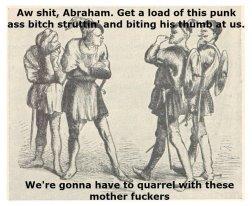 Do you quarrel, sir?. . Aw Ahit, harm. Eat a all {hi punk Do you quarrel sir? Aw Ahit harm Eat a all {hi punk