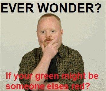 Do you ever? OC. Come on admit it, you do! OC. EVER WONDER? tags OC