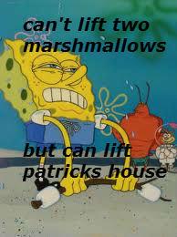 does spongebob. .. Please OP, everyone be 'mirin does spongebob Please OP everyone be 'mirin