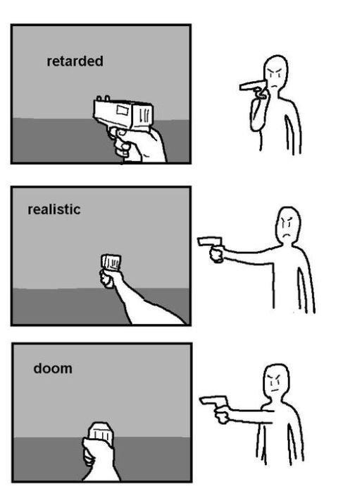Doom.. doom.. Doom doom