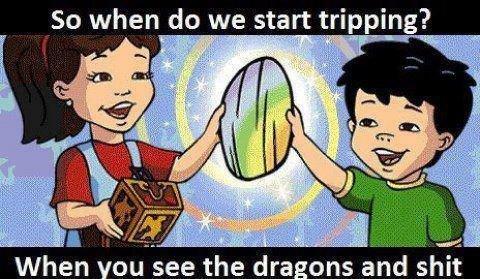 Dragon Tails. . Dragon Tails
