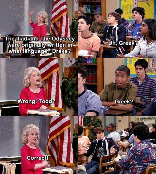 Drake and Josh. lol. rtg Elelel a _ ritts, T. irt drake Josh