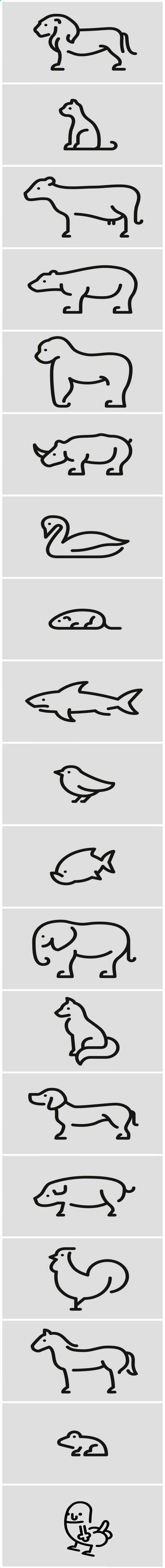 Drawing animals is easy. . Drawing animals is easy