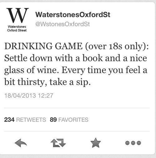 Drinking Game. . Drinking Game