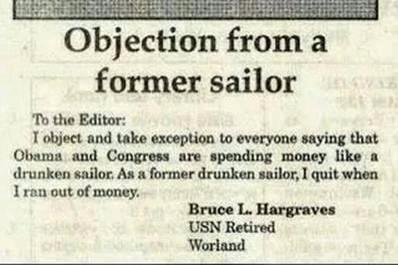 "Drunk. . former sailor Jootix. DI. -nun: nu! Cowman In landing an HI: I Blan"" Warent. Hooyah Navy. Drunk former sailor Jootix DI -nun: nu! Cowman In landing an HI: I Blan"" Warent Hooyah Navy"