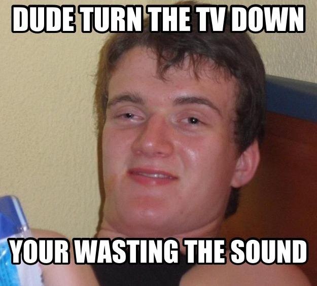 Dude. . dude sound