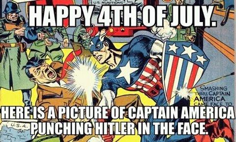 Happy 4th!. Awww Yeahhhh. Era in l happy Birthday