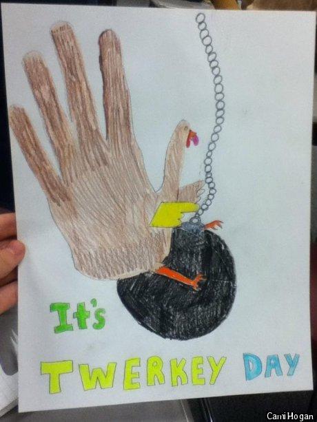 Happy Early Twerkey Day!. . Happy Early Twerkey Day!