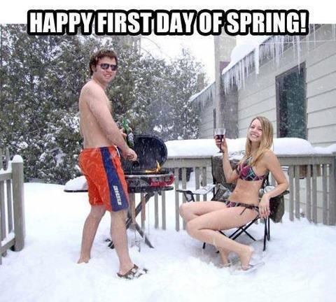 Happy spring. . Happy spring