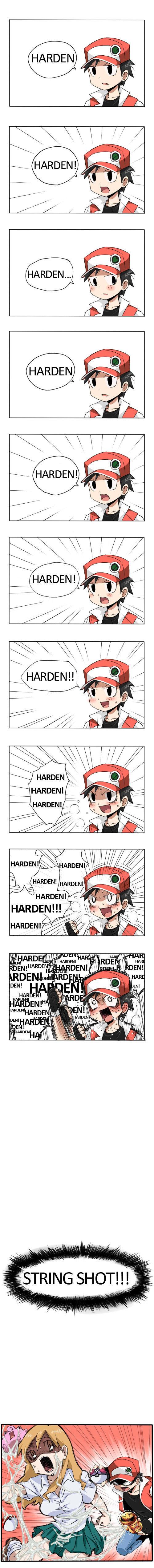 Harden. . harden Masterball Pokemon