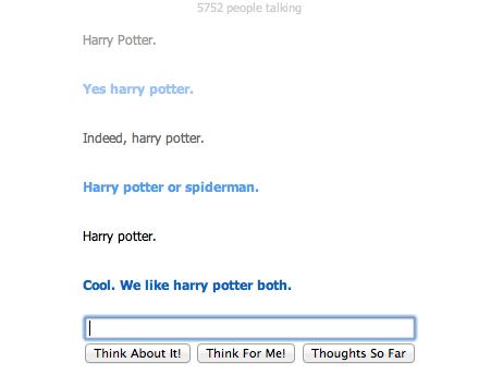 Harry Potter?. I guess its harry potter.. harry fucking potter