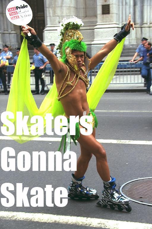 haters gonna- i mean skaters. gonna skate. jh