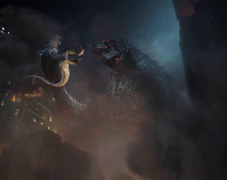 heard your talking shit!. . godzilla kajiu king kong Pacific Rim monster monsters breaking bad bryan cranston
