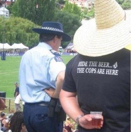Hide the beer. . HERE. How I hide beer. Hide the beer HERE How I hide