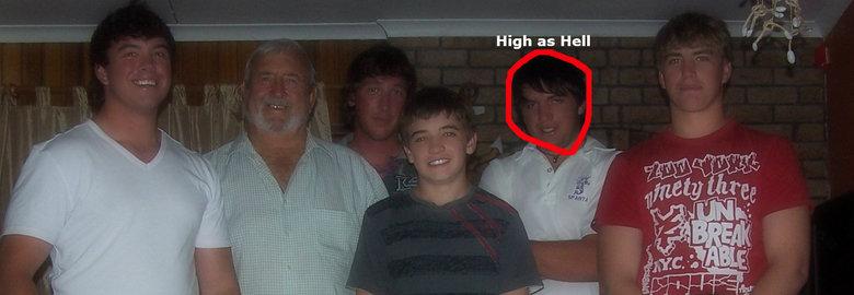 High. hey. High