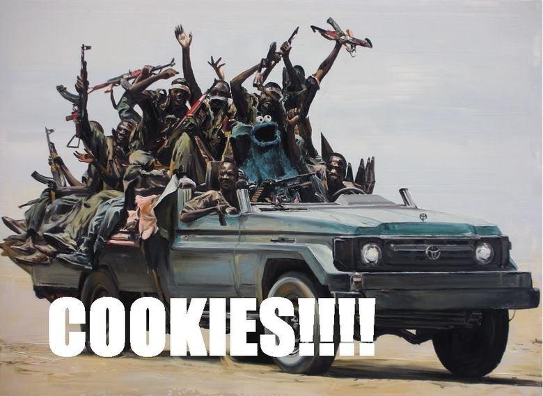 Hm.. cookies.. . Hm cookies