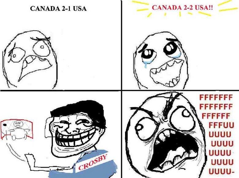 Hockey Rage. . CANADA [ERIE CANADA USA. canada ftw!