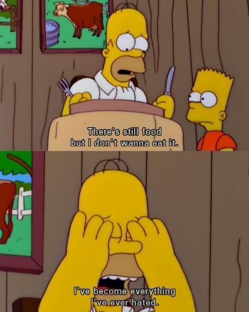 Homer. . III Food