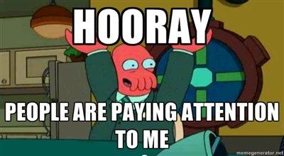 horrraaaaay!. finally zoidberg is apreciated.. TO gm zoidberg Futurama