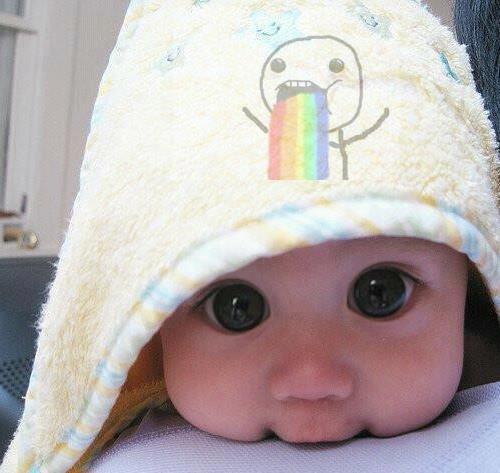 how cute :3 i feel gay.. -.-. .. MFW how cute :3 i feel gay - MFW