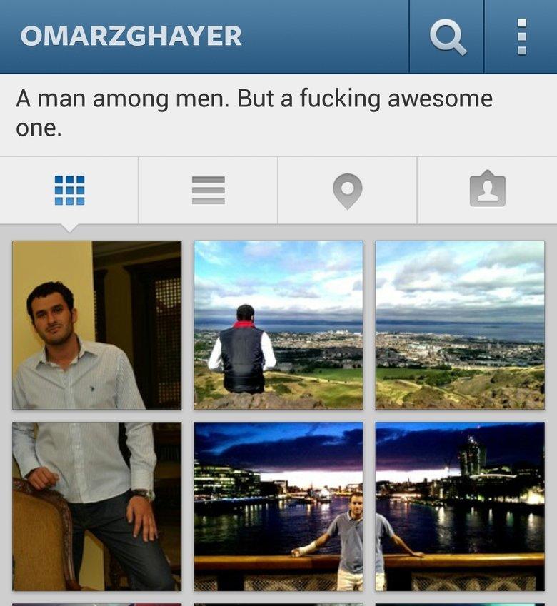 How my friend uploads on Instagram!. . Clt one. funny instagram