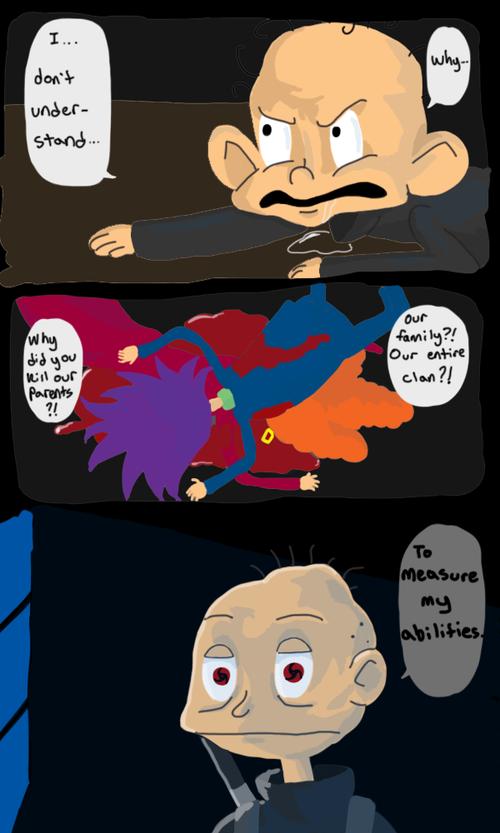 hue rugrats. huehuehuehuehuehuehuehuehuehuehue.. Oh god why.... Anime Naruto Rugrats