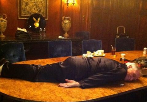 Hugh heffner planking. ur argument is invalid.. Umm, guys? I think he's dead. Hugh heffner planking ur argument is invalid Umm guys? I think he's dead