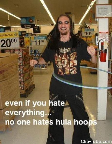 Hula Hoops. .. Shut up ranga Hula Hoops