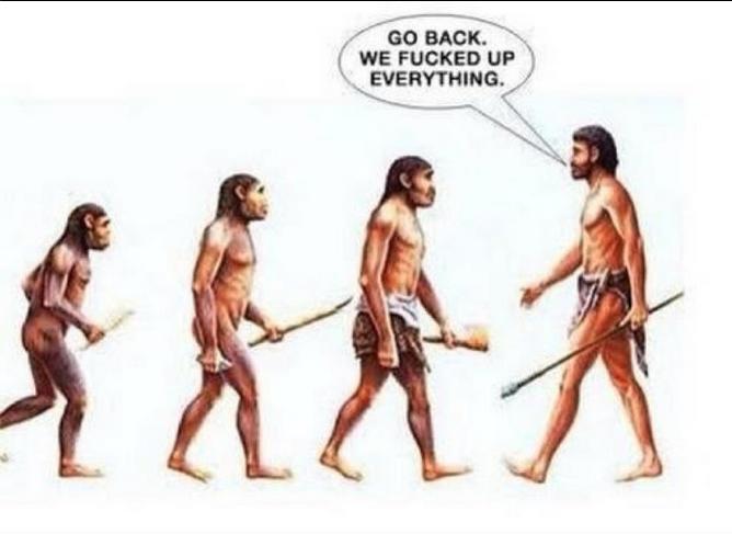 Humanity. . evolution