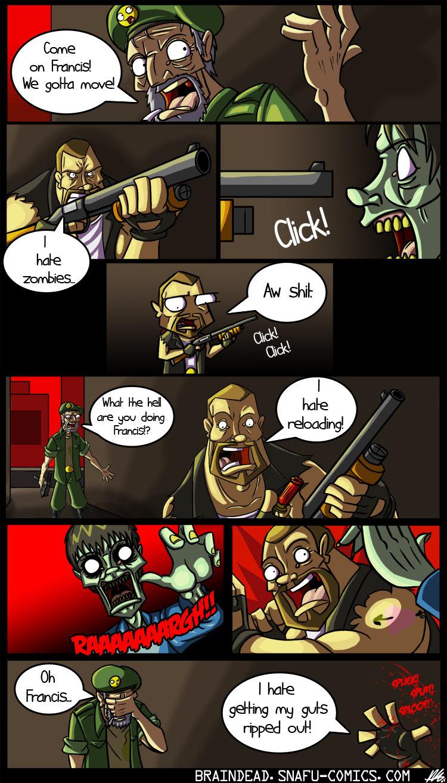 L4d comic 3. .. Aaaannnndddd.... :) L4d comic 3 Aaaannnndddd :)