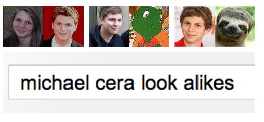 leedleleedleleedle. . it I I J michael cera look alikes. I feel like half of those are Michael Cera... leedleleedleleedle it I J michael cera look alikes feel like half of those are Michael Cera
