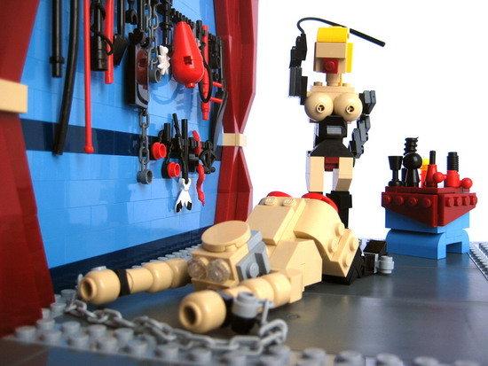 Lego Sex. .. red buttcheeks? lol? Lego Sex red buttcheeks? lol?